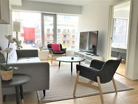 A Fantastic 3 Bedroom Apartment In Copenhagen Nordhavn photos Exterior