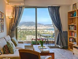 Le Tresor De Nice: Stunning View, Fully Equipped, Free Wifi, Phone, Ac photos Exterior