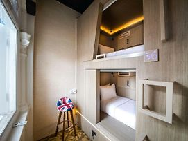 Cube Boutique Capsule Hotel @ Kampong Glam photos Exterior