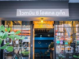 Vitamin Sea Hostel Phuket photos Exterior