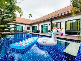 4 Bedroom Private Pool Villa In Naiharn photos Exterior
