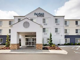 Fairfield Inn And Suites By Marriott Indianapolis Airport photos Exterior
