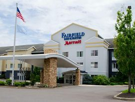 Fairfield Inn & Suites By Marriott Hazleton photos Exterior