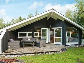 8 Person Holiday Home In Toftlund photos Exterior