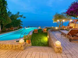 Beachfront Villa Benele , Corfu , Greece photos Exterior