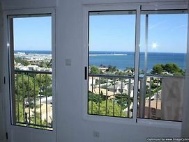 Apartment With 2 Bedrooms In Denia, With Wonderful Sea View, Furnished Terrace And Wifi - 300 M From photos Exterior