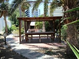House With 2 Bedrooms In San Bartolome De Tirajana, With Wonderful Sea View, Pool Access And Enclose photos Exterior