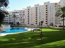 Apartment With 2 Bedrooms In El Campello, With Wonderful Sea View, Pool Access, Furnished Terrace - photos Exterior