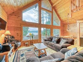 Contemporary Adk 5 Bedroom Chalet On Schroon photos Exterior