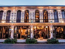 Songkhla Tae Raek Antique Hotel photos Exterior
