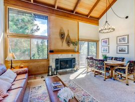 Northstar Condo With Forested Views photos Exterior