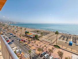 Two-Bedroom Apartment On The Beach Paseo Maritimo photos Exterior