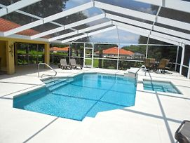 Stylish Pool Villa Close To Withlacoochee Bike Trail Home photos Exterior