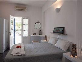 Studio In Aliki With Wonderful Sea View Furnished Terrace And Wifi photos Exterior