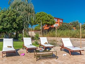 Maria'S Seaside Villa - House With 3 Rooms In Marathon, With Wonderful photos Exterior