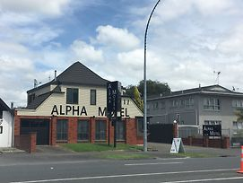 Alpha Motel photos Exterior