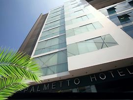 Palmetto Hotel Business San Borja photos Exterior