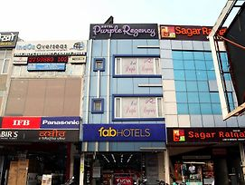 Fabhotel Purple Regency Zirakpur photos Exterior