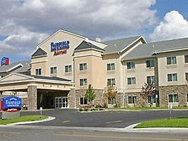 Fairfield Inn & Suites Richfield photos Exterior