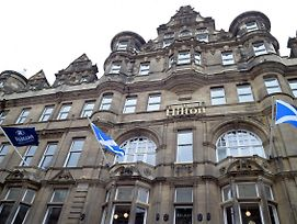 Hilton Edinburgh Carlton photos Exterior
