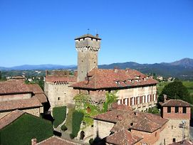 Beautiful Castle In Tagliolo Monferrato With Barbecue photos Exterior