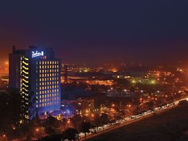 Radisson Blu Hotel Greater Noida photos Exterior