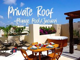 Penthouse, Private Rooftop W Pool, 6 Min To Exclusive Beach Clubs photos Exterior