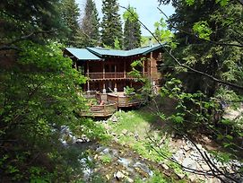 Log Cabin On The Stream photos Exterior