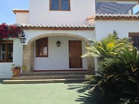 Villa With 3 Bedrooms In Javea, With Wonderful Sea View, Private Pool, photos Exterior
