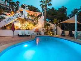 A Beautiful, 3 Bedroom Villa In Moraira With A Pool, Wifi And Views Of photos Exterior