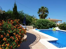 Villa With 4 Bedrooms In Javea, With Private Pool, Enclosed Garden And photos Exterior