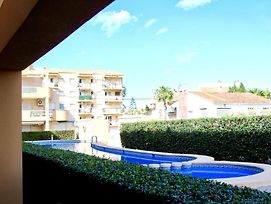 Apartment With One Bedroom In Denia, With Wonderful Mountain View, Poo photos Exterior