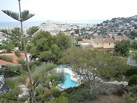 Villa With 4 Bedrooms In Peniscola, With Wonderful Sea View, Private P photos Exterior