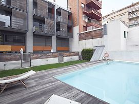 My Space Barcelona Pool With Terrace photos Exterior
