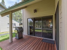 Ranch Cabin Condo 3-Sunriver Vacation Rentals By Sunset Lodging photos Exterior