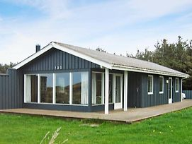 Three-Bedroom Holiday Home In Lokken 73 photos Exterior