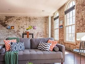 Fashionable Flat In Downtown Louisville photos Exterior