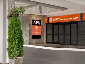 Coast Prince George Hotel By Apa photos Exterior