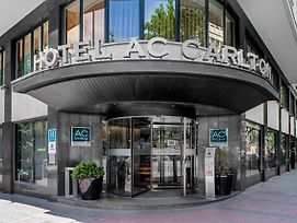 Ac Hotel Carlton Madrid By Marriott photos Exterior