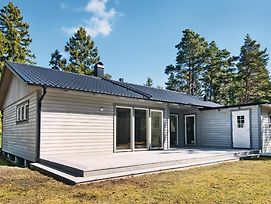 Four Bedroom Holiday Home In Slite photos Exterior