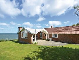 Holiday Home Grynderup Strand Roslev photos Exterior