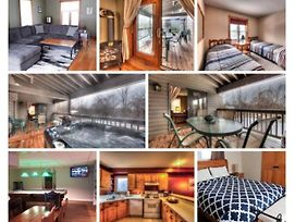 6 Bed Blue Mountain Executive Chalet With Hot Tub #157 photos Exterior