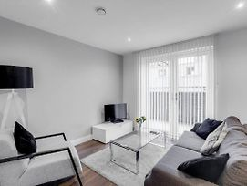 Modern 2Br Townhouse In Central Manchester photos Exterior