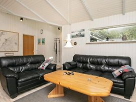 Three-Bedroom Holiday Home In Roslev 9 photos Exterior