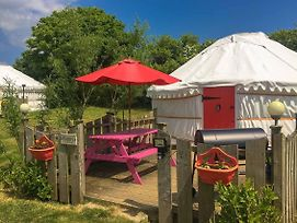 Poppy Yurt photos Exterior