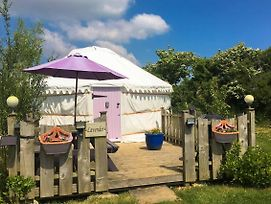 Lavender Yurt photos Exterior