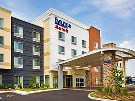 Fairfield Inn & Suites By Marriott Johnson City photos Exterior