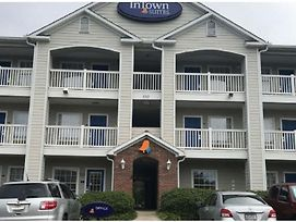 Intown Suites Extended Stay Columbia Sc - Columbiana photos Exterior