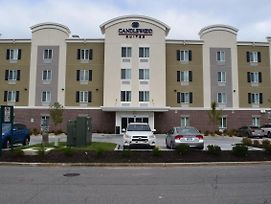 Candlewood Suites Nashville - Metro Center photos Exterior