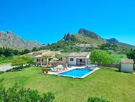 Beautiful Villa Moya With Great Views photos Exterior